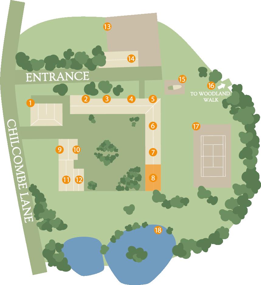 Rudge Farm Cottages | Gardeners Location