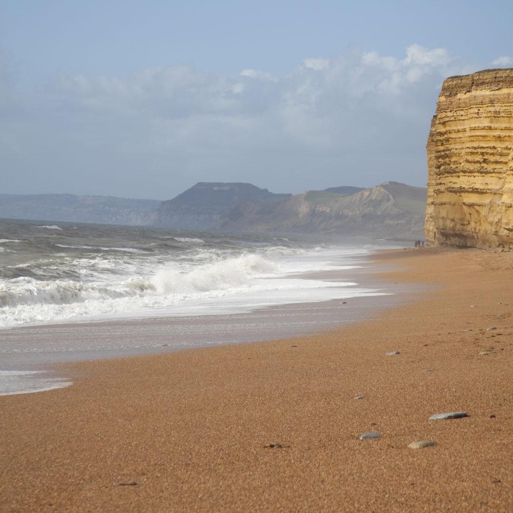 Hive Beach West Dorset