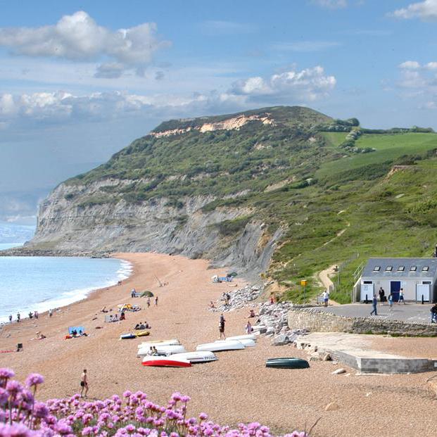 Seatown Beach West Dorset