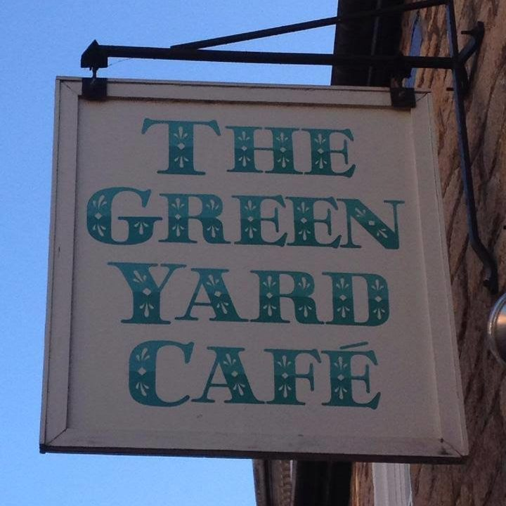 The Green Yard Cafe Bridport