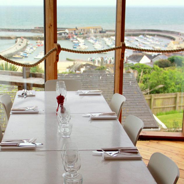HIx Oyster Fish House Lyme Regis